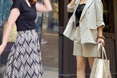 STORY「40代の夏の着やせ」セミナー Part.5 小顔に見せたい