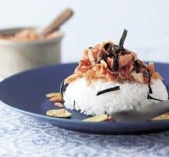 鮭フレークサルサ【簡単!夏休みのお昼ご飯レシピ】