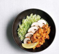 ガーリックシュリンプ丼【簡単!夏休みのお昼ご飯レシピ】