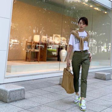 武藤京子ブログ「美容院へは 楽な服装で」