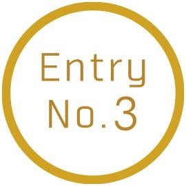 Entry No.3