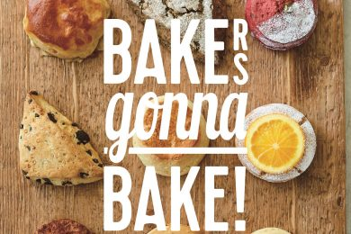 スコーン専門店「BAKERS gonna BAKE」が東京ギフトパレットにOPEN!