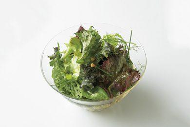香味野菜サラダ 黒酢ビネグレット【プロに聞いたお家ごはんレシピ】