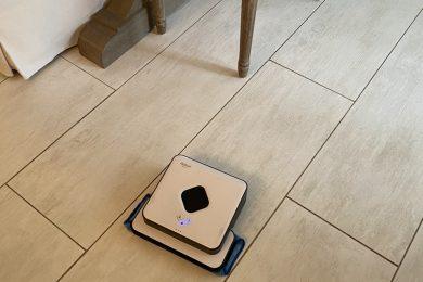 """「毎日2回の""""お散歩""""させておけば床は常にピカピカ。主婦の味方、ブラーバ®」連載・Wakoさんの暮らしを楽しむTips vol.5"""