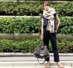 武藤京子ブログ「母的な用事の日は @セレSTORY×@Elura のセットアップで」