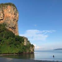 [タイ・クラビ]世界BEST10に選ばれた絶景ホテルRayavadeeへ