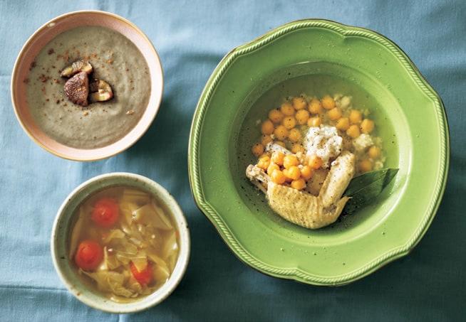 こうじのスープ