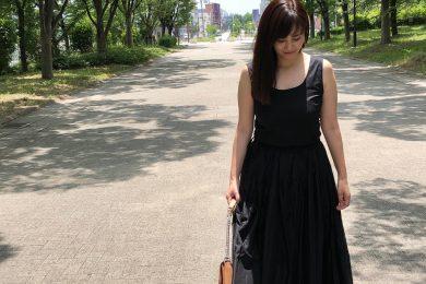 カジュアルもきれいめもOK!体型メリハリワンピース|夏ワンピ、STORYライター何買った?