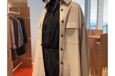 【GUの秋冬展示会】をチェック!ボリューム袖に、エコレザー…etc.トレンドものがビックリするプチプラ価格!