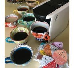 UCCの最新マシン「ドリップポッド」で飲むコーヒーはどんな味?|話題のアレ、試し隊!