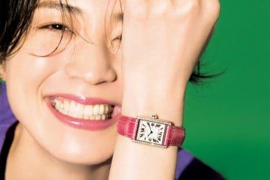 大人のピンクは「PINK時計」なら躊躇なくできる【腕が目立つ季節に!】