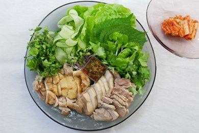 おうちで韓国気分♪食卓で巻いて楽しい「ポッサム」【おうち時間を豊かにするアイディアレシピ】