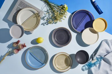 毎日の食卓を豊かに彩る、機能美のうつわ
