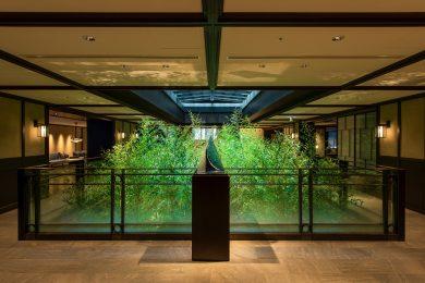 京都を感じるアートやデザインが散りばめられた、ふたつの「Mギャラリー」