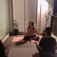 体を整える瞑想体験