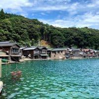 【京都】舟屋で有名な伊根町には魚屋さんがないらしい!