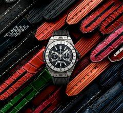 """40代に人気の時計ブランド「ウブロ」が、特別な""""ストラップフェア""""を開催!"""