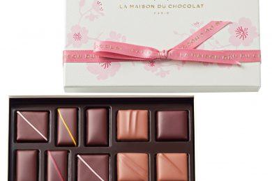 チャリティーで優しい心をつなぐ「ラ・メゾン・デュ・ショコラ」の限定ショコラ