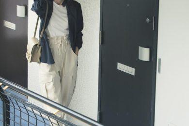 形コンサバ、素材ジャージーの【ジャケット】でコーデの幅も広々[10/5 Mon.]