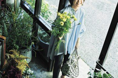 """STORYモデル畑野ひろ子さんの""""秋のセットアップ着回し""""披露!"""