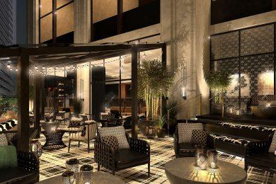 NYを感じさせるラグジュアリーライフスタイルホテル「キンプトン新宿東京」が誕生します