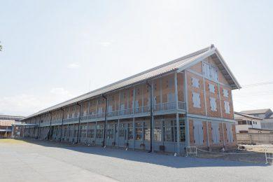 世界遺産 富岡製糸場の国宝「西置繭所」がより魅力的になってグランドオープン