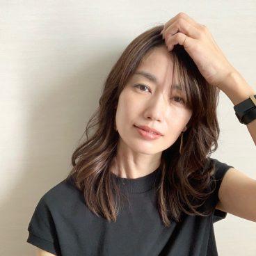 武藤京子ブログ「ひとりヘアカタログシリーズ 2020年9月」