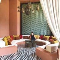 [タイ・ホアヒン]王室リゾート地にあるモロッコ風ホテル
