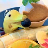 バナナなイルカが可愛すぎて♡金沢港クルーズターミナル ベイアルセ