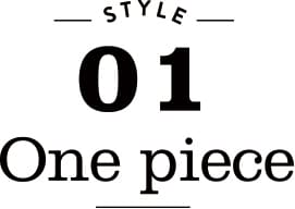 STYLE01 One piece