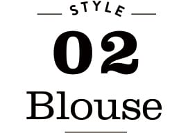 STYLE02 Blouse