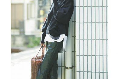 あの子、英検うまくいったかしら?【こなれたご近所着】[11/15 Sun.]