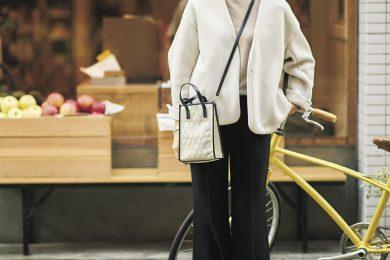 オシャレグローサリーで爆買いしてストレス発散の土曜日【自転車カジュアル】[11/14 Sat.]