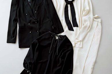 Ezick(エジック)のジャケット、セットアップ、ブラウスを計9名様にプレゼント【雑誌購入会員限定プレゼント】