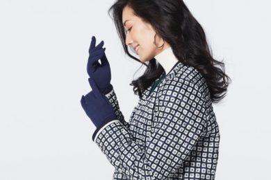 オシャレに防寒&ウイルス対策! 「抗ウイルス手袋」を12名様にプレゼント