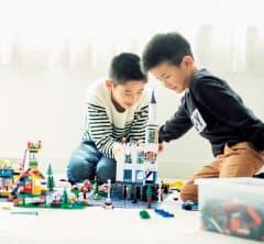 我が子のクリエイティビティの才能を開花させる方法とは?