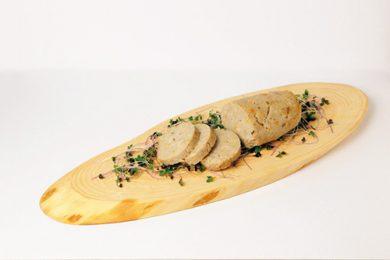 塩味少なめであっさり!豚肉とジャガイモのサラミ【プロに聞いたお家ごはんレシピ】