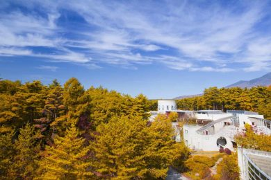 「星野リゾート宿泊ギフト券」¥50,000を1名様にプレゼント