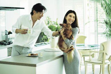 STORY代表・オシャレ夫婦!章太郎さん&麻衣子さんの【こだわり詰まった新居】にお邪魔しました!