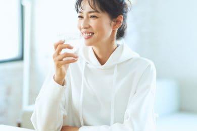 SONOMIさんも取り入れた「サッと飲める1杯の習慣」が、ヘルシーな毎日へ導いてくれる!