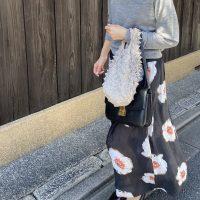 【京都】トゲトゲのサブバッグ