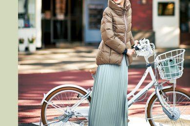 週5自転車LIFEな私の背中を押す「プライドダウン」