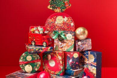 今年のギフトは何を贈る? チョコジェラテリア「Venchi」の心ときめくクリスマス限定コレクション