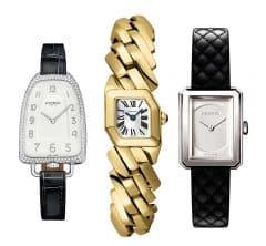 一度は手にしたい! 大人の憧れ「宝飾時計ブランド」15選【40代からの本格時計選び】