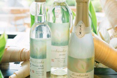 美味しい日本酒があれば幸せ …STORY世代注目の日本酒 「MIZUBASHO Artist Series-水芭蕉アーティストシリーズ-」
