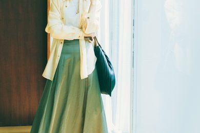 """""""春に一回も着なかった服""""で「秋に元を取る」方法!"""