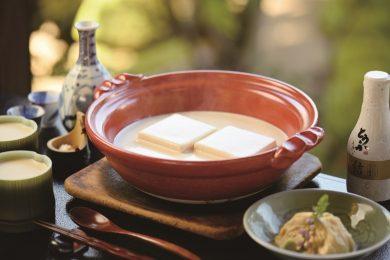 鍋のシーズンが盛り上がる!「豆水とうふ」のお取り寄せセット