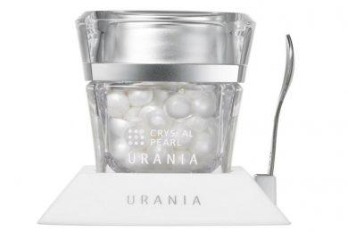 URANIAの新美容液で、息をのむほど美しい絶世の真珠艶肌へ