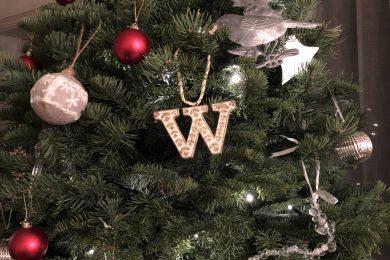 1年最後のビッグイベント、クリスマスはひと月楽しむ」~インテリア編 連載・Wakoさんの暮らしを楽しむTips vol.13