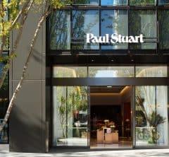 オシャレなバーも必見!新しい「ポール・スチュアート青山本店」で素敵なひとときを過ごしてきた
